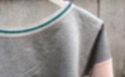 CONNI KAMINSKI AW18 BRUSSELS BEGIUM FASHION DESIGNER LUREX SWEATER