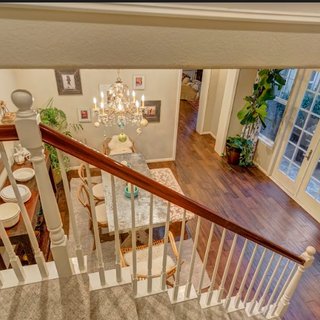 HDR Formal Staircase