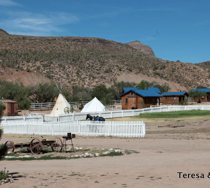 Grand Canyon Western Ranch Village