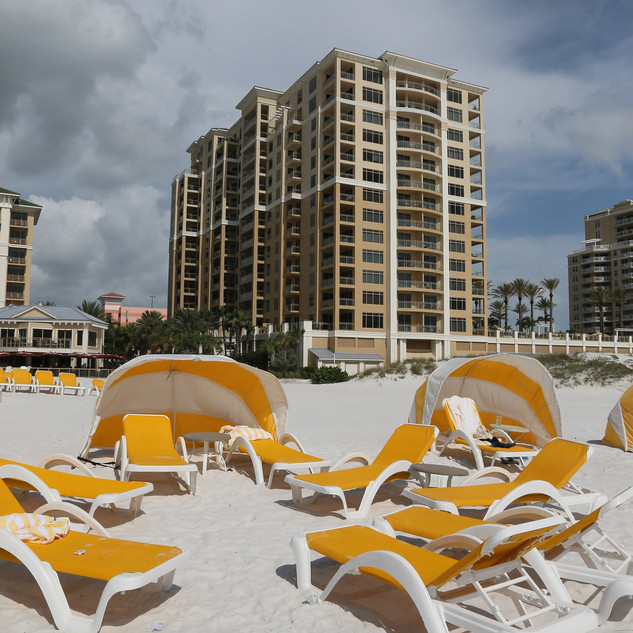 Clearwater Beach Sand Pearl Resort Priva