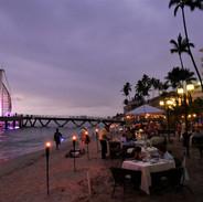 La Palapa Restaurant and Bar on the Ocea