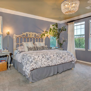 HDR Master Bedroom