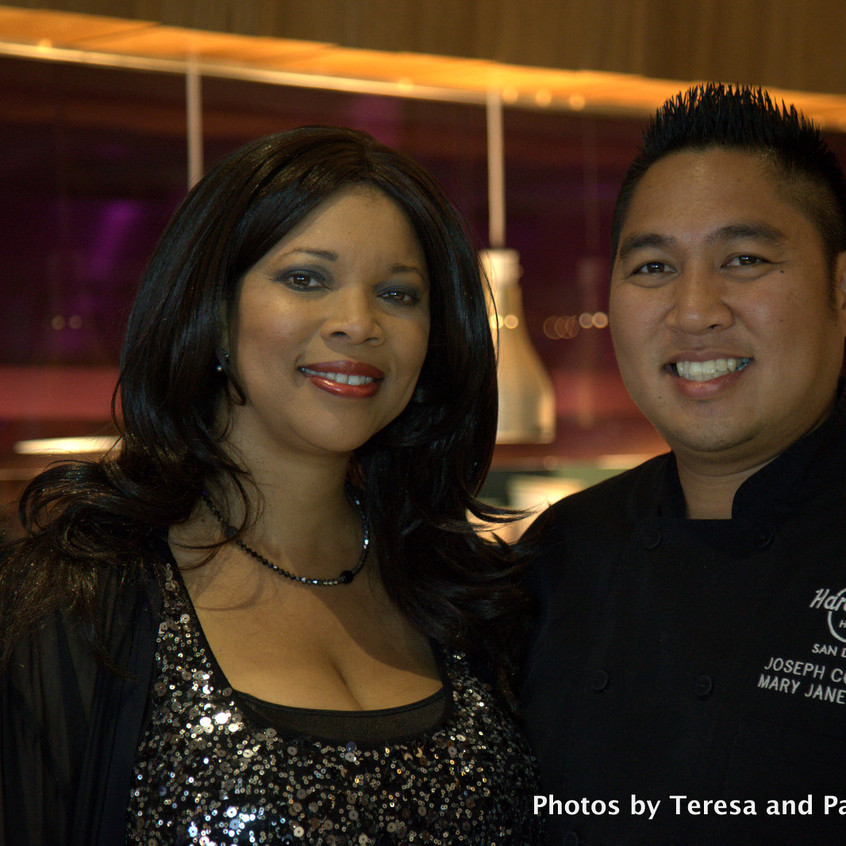 Executive Chef for Mary Jane's Restaurant & Bar in Hard Rock Hotel San Diego