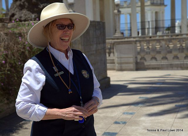 Tour Guide for Hollywood and Hearst Tour
