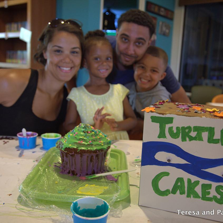 Cupcake Wars Participants at Welk Resort San Diego