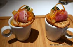Squash Soupfrom Araxi Restaurant, Whistler, BC