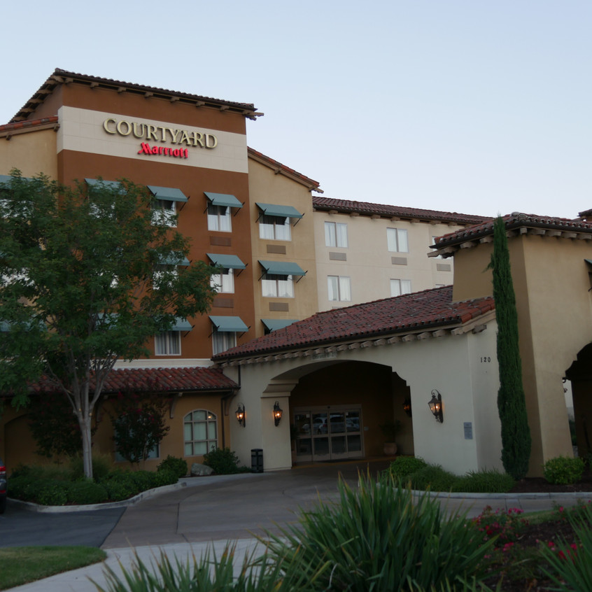 Courtyard Hotel Paso Robles, CA