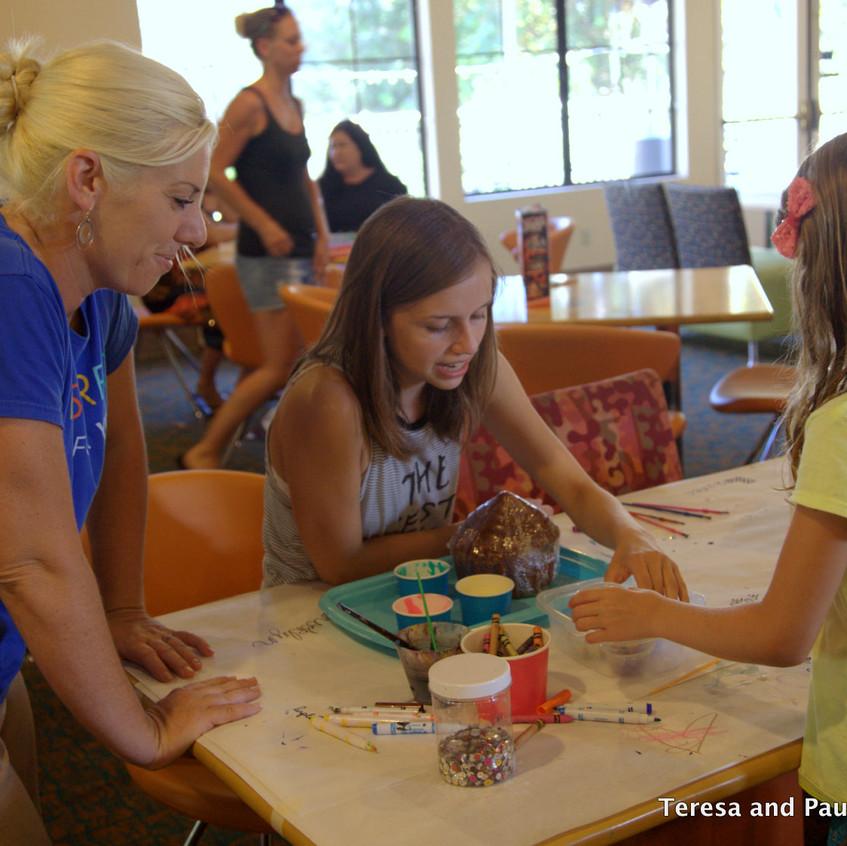 Helpful Activity Center Staff at Welk Resort San Diego