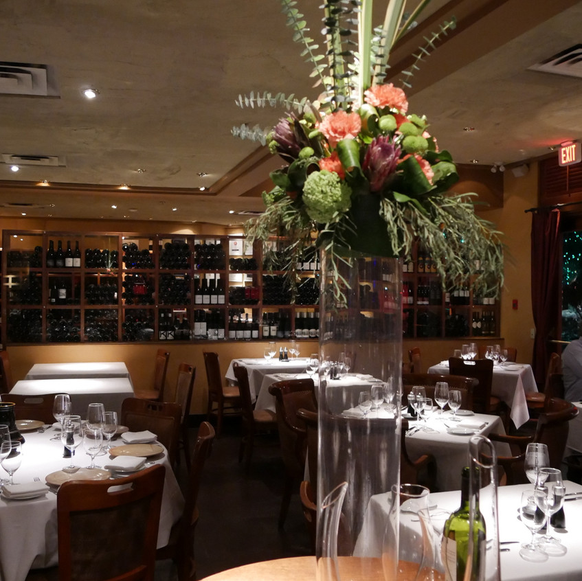 Araxi Resturant & Oyster Bar, Whistler, BC