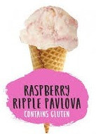 Raspberry Ripple Pavlova