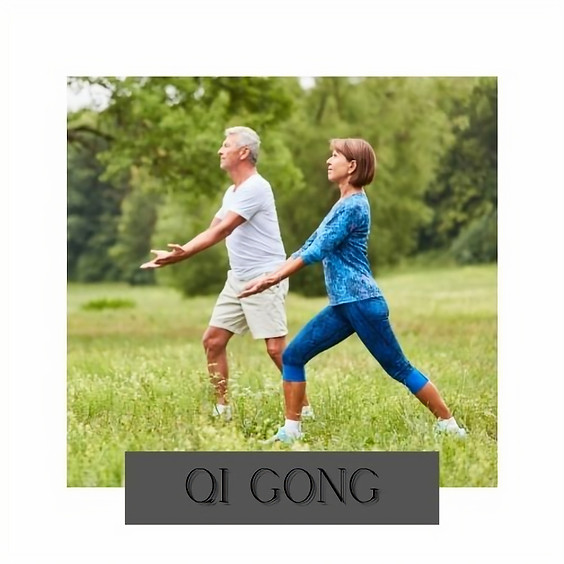 FREE EVENT Qigong on the Green