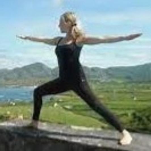 Yoga on the Green with Darina