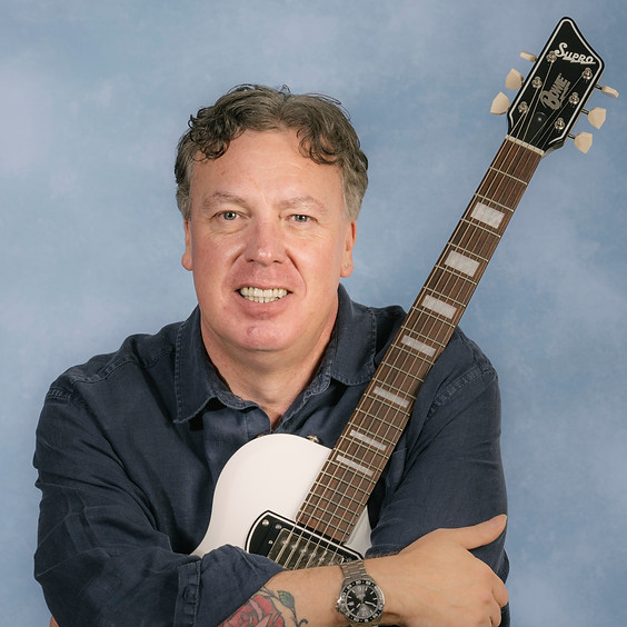 FREE EVENT Live Music with Chris Birchley