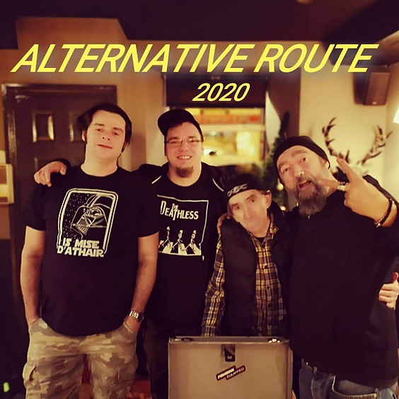 FREE EVENT Live Music with Alternative Route