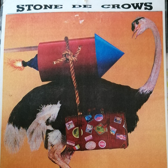 FREE EVENT Live Music with Stone de Crows