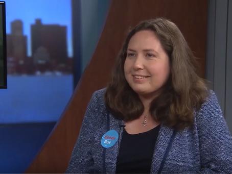 Interview on Boston Neighborhood Network News