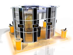 Bloomberg modular exhibit