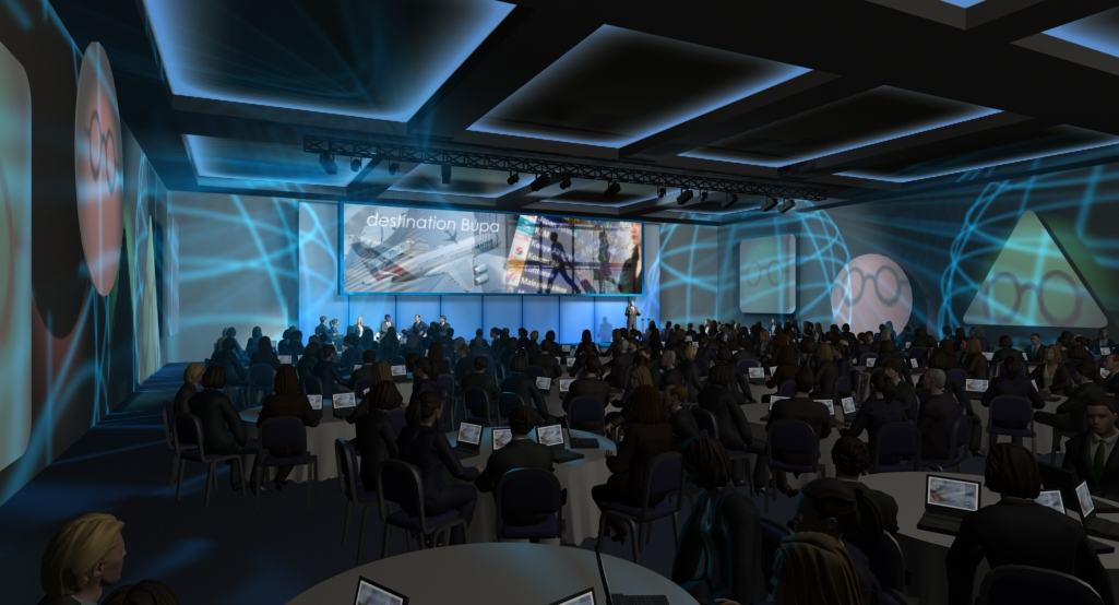 BUPA sales & marketing conference
