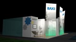 BAXI - Think Intelligence exhibit