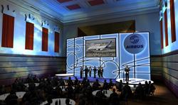 Airbus HR Awards ceremony Bristol