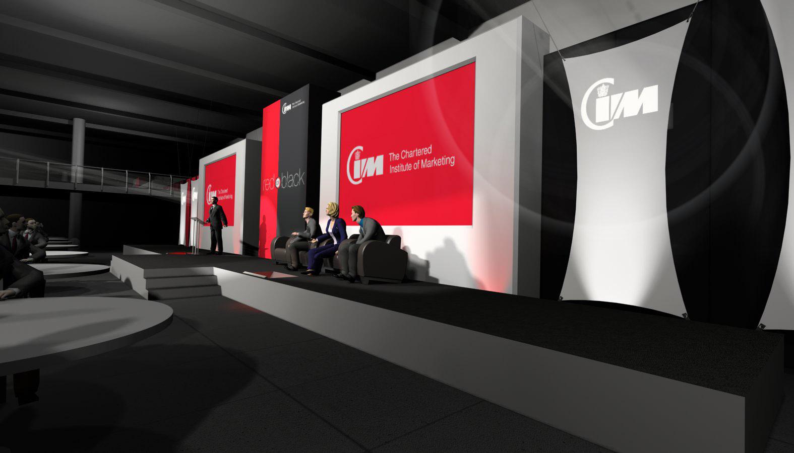 CIM conference, Design Centre London