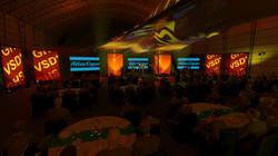 Atlas Copco conference expo