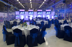 Atlas Copco factory gala dinner