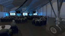 Atlas Copco conference/expo
