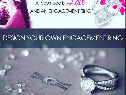 Design Your Own Engagement Ring with Kramar Jewelry