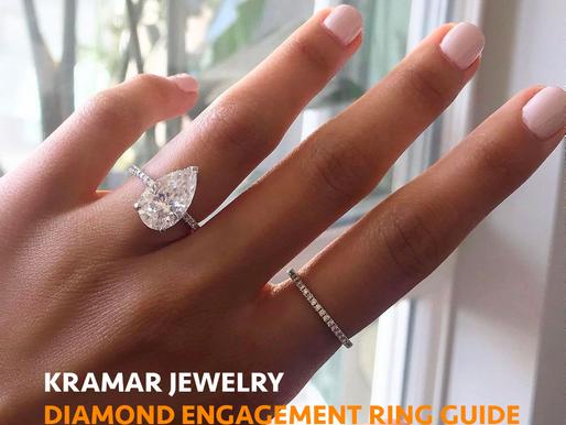 Diamond Engagement Ring Buying Guide