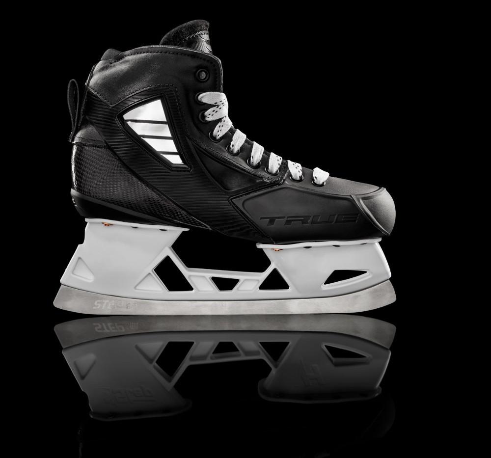 TRUE 2-piece Goalie Skate