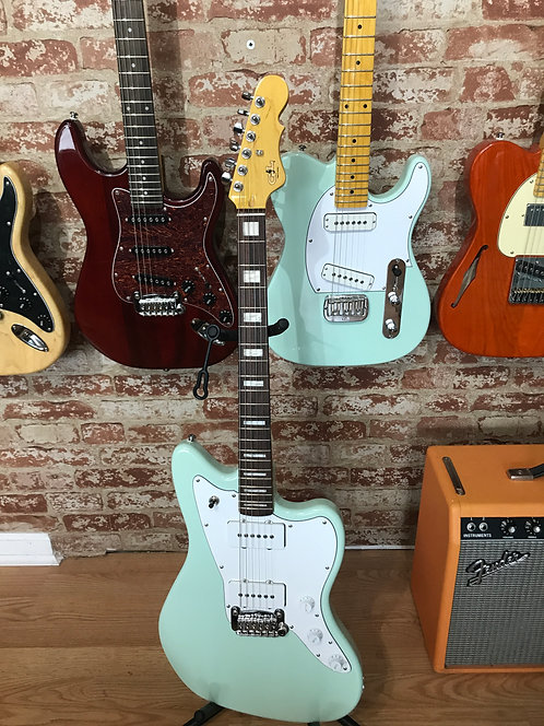G&L Tribute Series Doheny in Surf Green