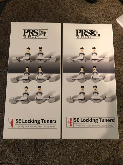 Paul Reed Smith S2/CE Locking Tuners, Set of Six, Chrome