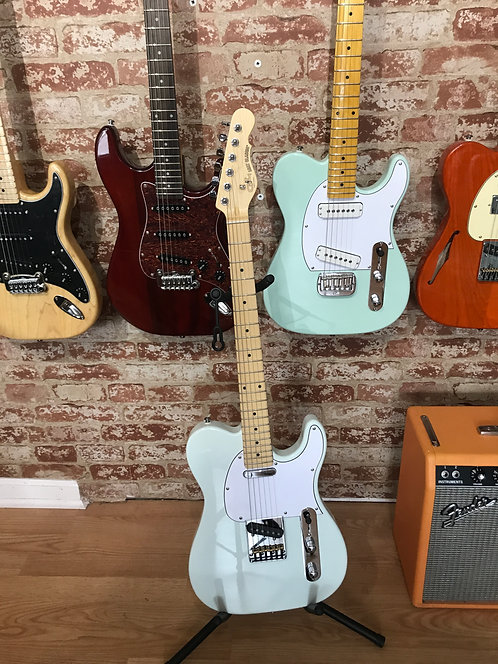 G&L ASAT Classic Independent Dealer Exclusive  Sonic Blue