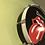 Thumbnail: Handmade Rolling Stones Bass Drum Wall Decoration