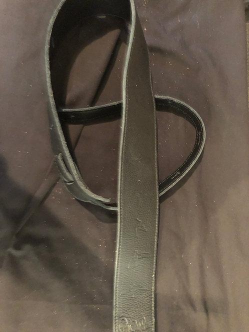 PRS Guitar Strap, Suede, Embossed Signature