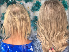 What are the best extensions for thin hair?
