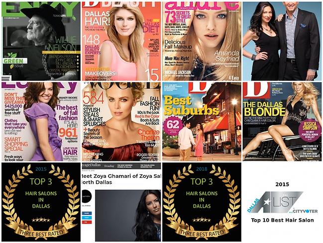 Accolades Magazines