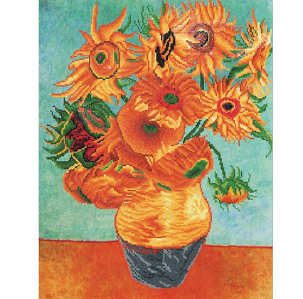 Sunflowers - Van Gogh (Diamond Painting)