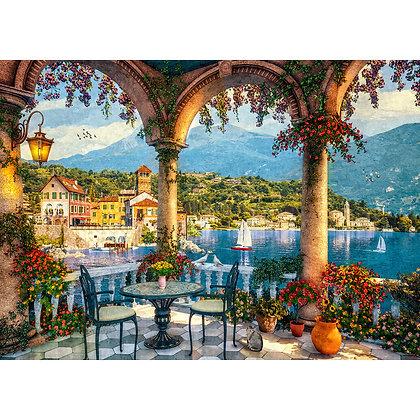Mediteranean Balcony