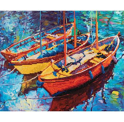 Dream Boats (Diamond Painting)