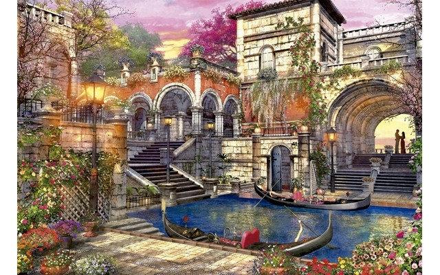 Venice Courtship
