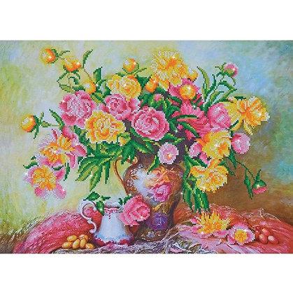 Elegant Roses (Diamond Painting)