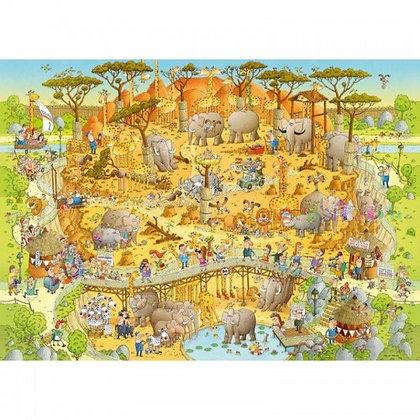 African Habitat