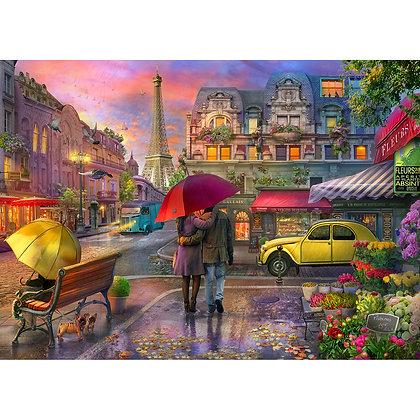 Raining in Paris