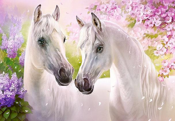 Romantic Horses