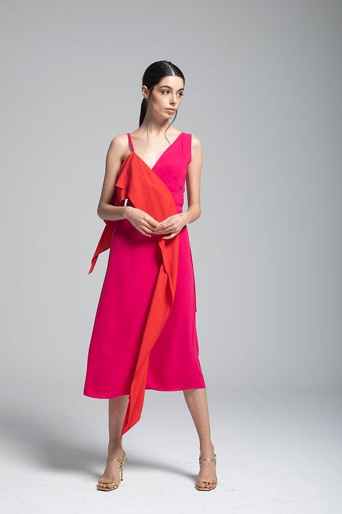 Rosy Elbise