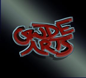 Crude Arts logo