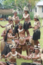 Banaban Children dance performance 15 December Celebrations Rabi 2008