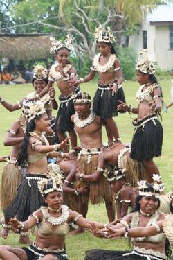 Banaban Traditional Dancing